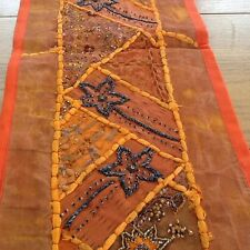 Table Runner - New - Orange, Burnt Orange & Pumpkin Colors