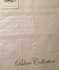 YVES DELORME NUIT JOUR BLANC King Superking FLAT SHEET PALACE COLLECTION LUXURY