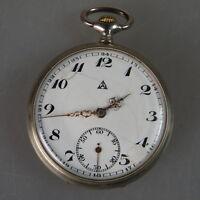 Offene Herrentaschenuhr Alpina Union Horlogéres um/ab 1934 (49297)