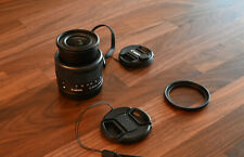 CANON ZOOM LENS EF-M 15-45mm F/3.5-6.3 IS STM  and 55mm step up ring