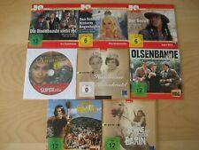 DEFA Märchen DVD 8 Stück Defa SAMMLUNG Heimatfilme Olsenbande 2021 Aschenbrödel
