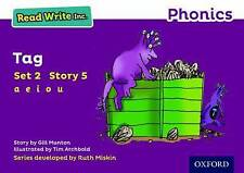 Read Write Inc. Phonics Purple Set 2 Storybook 5 Tag, Paperback, Students Book