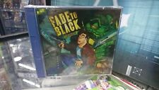 Fade To Black - DREAMCAST - NEUF / NEW - REGION PAL / FREE - JOSHPROD