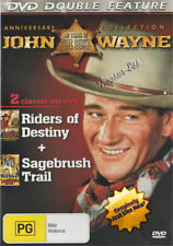 John Wayne PG Rated Collector's Edition DVDs & Blu-ray Discs