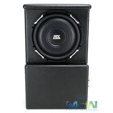 "MTX TTDDC07FB10A-FPR POWERED ENCLOSED 10"" SUB FOR TOYOTA TUNDRA DOUBLE CAB 07-13"