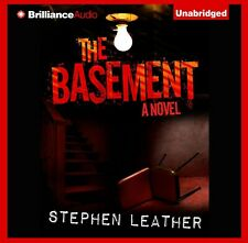 The Basement by Stephen Leather Unabridged CD Audiobook 2012 NEW