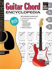 The Ultimate Guitarist's Reference: Guitar Chord Encyclopedia by Steve Hall...