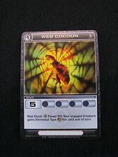 Chaotic Trading Card WEB COCOON Attack 65/100 MINT