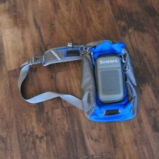 Simms Fly Fishing Sling Pack. Blue and Gray.