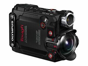 Olympus Tough TG-Tracker Video UHD 4K Shock Waterproof Video Action Camera Black