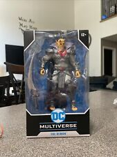 """THE DEMON McFarlane Toys DC Multiverse 7"""" Action Figure MIB Knights"""