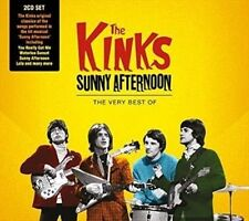 THE KINKS Sunny Afternoon The Very Best Of 2CD BRAND NEW Digipak