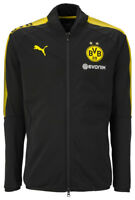 Puma BVB Poly Jacket with Sponsor Herren 751844 02 Borussia Dortmund 2017/2018