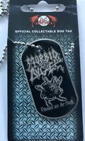 MORBID ANGEL  DOG TAG Official Merchandise