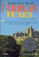 110 IRELAND'S BEST CAROLAN TUNES Book/CD