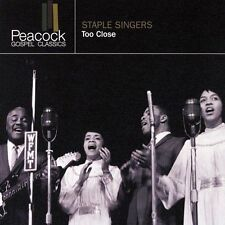 STAPLE SINGERS - Too Close - CD - Import -