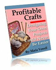 How To Design Your Own Craft Projects & Patterns Like A Professional - (Cd-Rom)