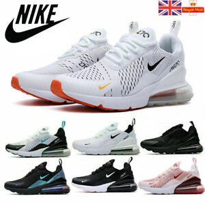 Men's Sport Shoes NIKE Air 270 Running Shoes Trainers Sneakers Shoes Size 3-10 m