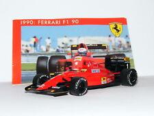 Ixo La Storia SF06/90 Ferrari 641/F1-90 Alain Prost 1990 francés GP 1/43