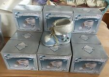 Christmas Wholesale LOT Of 13 Ceramic CHRISTMAS Boots New in box