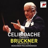 Bruckner / Sergiu Celibidache - Bruckner: Symphony 6 [New CD] Ltd Ed, Japan - Im