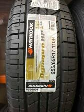 HANKOOK 255 65 17 DYNAPRO HP RA23 TYRE MERCDES AUDI VW BMW FORD TOYOTA
