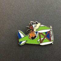 WDW - Travel Company 2004 Pilot Goofy in an airplane Disney Pin 29207