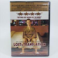 Lost in Translation (Dvd, 2004, Widescreen) Bill Murray Scarlett Johansson New