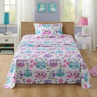 Bed Sheets for Kids Girls Boys Teens Children Beds Set, A32 Sheet