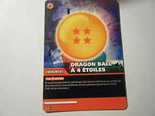 Dragon Ball A 4 Etoiles - DB-391 - Super Carte Dragon Ball Z Série 2