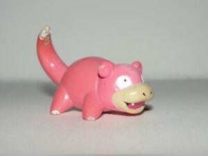 Vintage SLOWPOKE Pokemon Mini Figure CGTSJ TOMY Figurine Nintendo