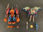 Transformers Beast Wars Vintage Optimal Optimus Primal & Depth Charge