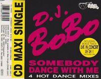 DJ Bobo Somebody dance with me (#eams2307) [Maxi-CD]