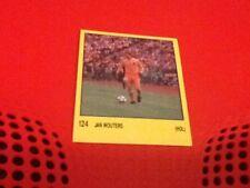 #124 Jan Wouters Netherlands Football Ajax / Panini Supersport sticker 1988 RARE