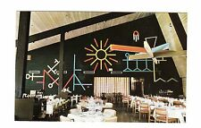 1960'S POSTCARD, CANYON LODGE DINING ROOM, CANYON VILLAGE, YELLOWSTONE, 22-PC61*