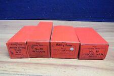 HORNBY PREWAR #20 #30 #50 #20 WAGON EMPTY BOXES 578953