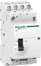 Schneider Electric A9c21833 ICT Contacteur À commande manuelle Acti9 25 a ...