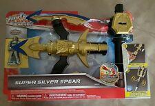 New Power Rangers Super Megaforce - Super Silver Spear