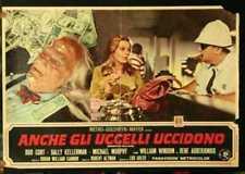 Locandine e manifesti di film stranieri degli anni '70