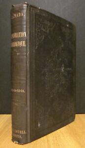 EXPLORATION GÉOLOGIQUE DU CANADA. RAPPORT DE PROGRÈS PENDANT LES ANNÉES 1853–56.
