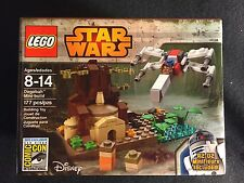 Star Wars LEGO Comic Con SDCC 2015 R2-D2 Minifigure Included! Exclusive