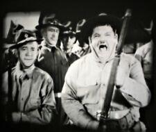 SUPER-8-FILM LAUREL & HARDY REVUE 66 m TON DICK + DOOF SCHRECKEN DER KOMPANIE
