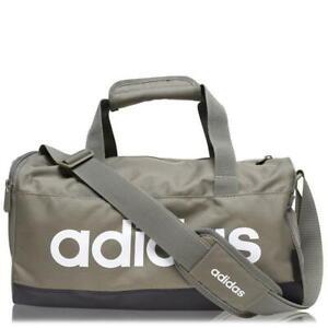 Adidas Linear Duffle Bag Sports Gym Football Training  Holdall XSmall Compact