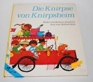 Die Knirpse von Knirpsheim - Bilder von Barbara Kapferer Text Helmut Seitz