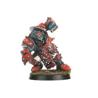 Black Orc Blocker - Blood Bowl Orc Team 2016 edition on sprue Games Workshop