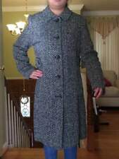 Larry Levine Coat - Size 6 - NWT $340.00