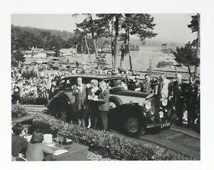 1967 Pebble Beach Concours d'Elegance Bob Hope Rolls-Royce Photo Print