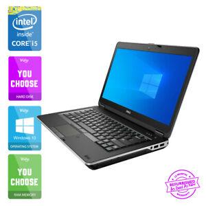 Dell Latitude E6440 Laptop Core i5-4300M 16GB 480GB SSD Webcam Win 10