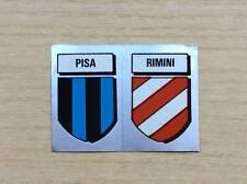 FIGURINE LAMPO / FLASH - CALCIO FLASH '82 -SCUDETTO:  PISA / RIMINI ARGENTO NEW