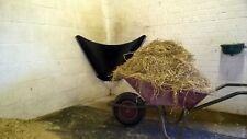 Flexible Stable Hay Feeder / Hay bar (Horse)(Corner Mounted)